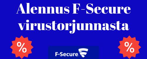 F-Secure Virustorjunta